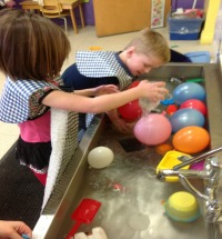 Play Based Learning in Kindergarten